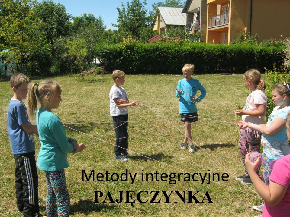 Metody integracyjne PAJĘCZYNKA