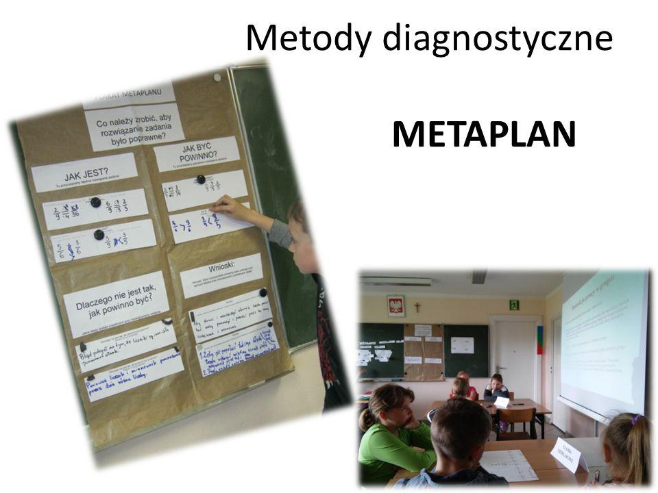 Metody diagnostyczne METAPLAN