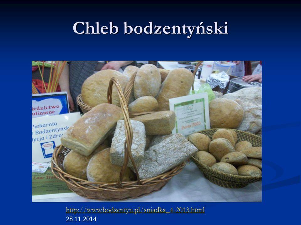 Chleb bodzentyński http://www.bodzentyn.pl/sniadka_4-2013.html 28.11.2014