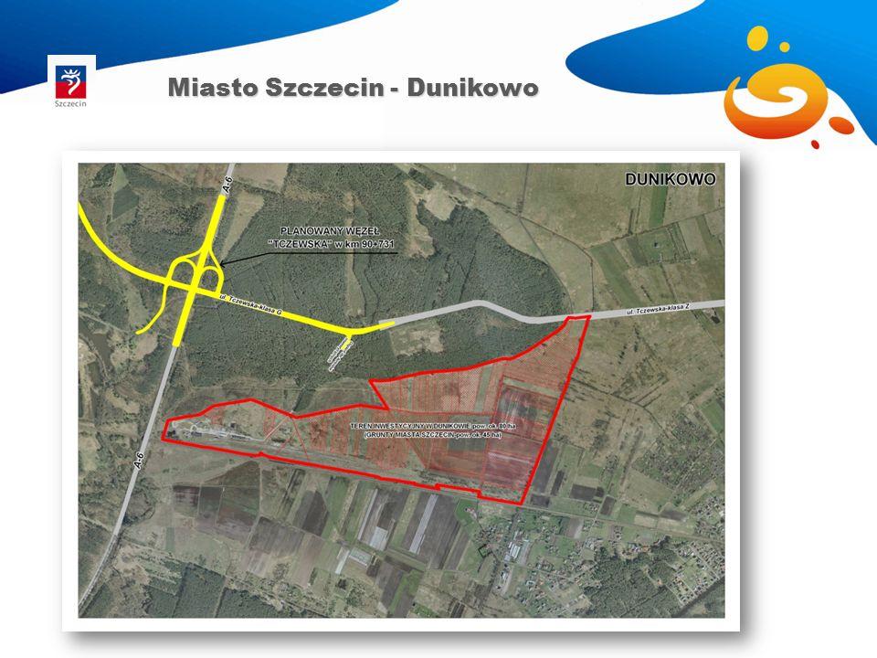 Miasto Szczecin - Dunikowo