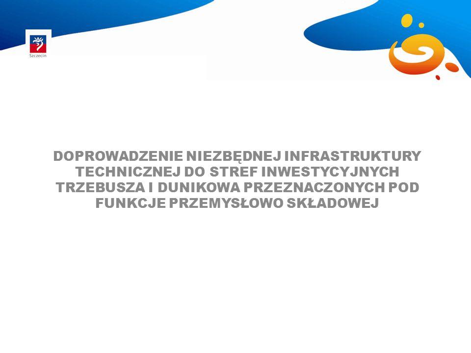 Miasto Szczecin - Trzebusz - Dunikowo