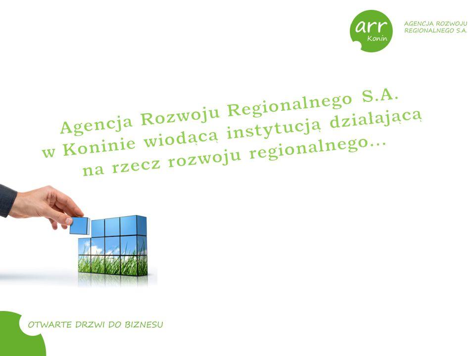 W ciągu ostatnich 10 lat Agencja Rozwoju Regionalnego S.A.