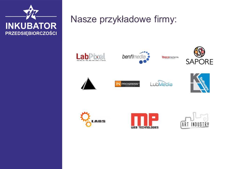 Nasze przykładowe firmy:
