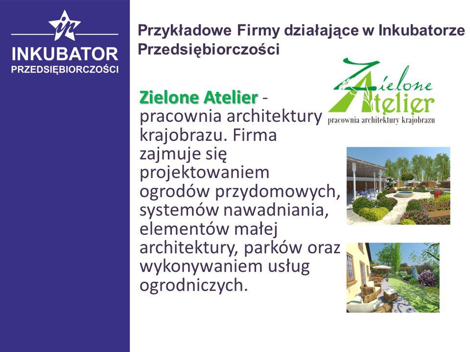 Zielone Atelier Zielone Atelier - pracownia architektury krajobrazu.