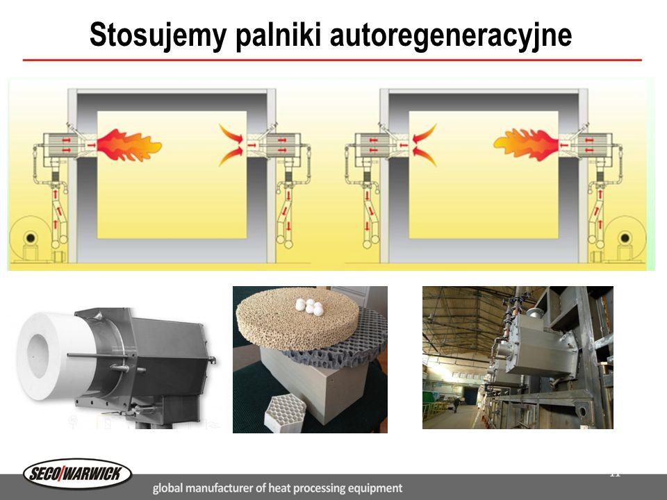 11 Stosujemy palniki autoregeneracyjne
