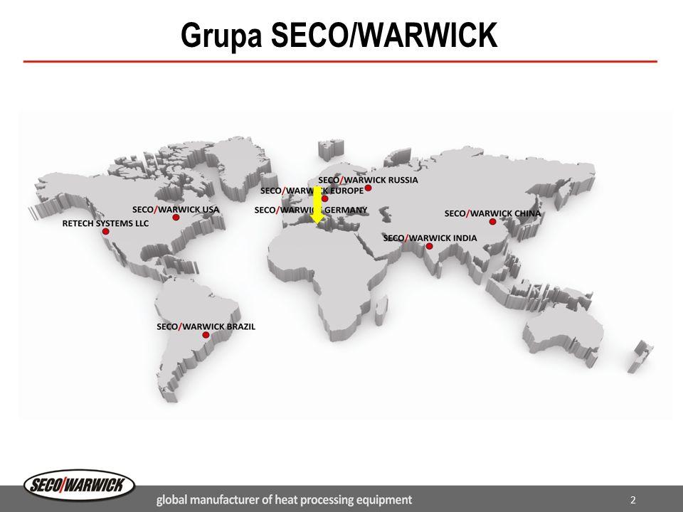 2 Grupa SECO/WARWICK