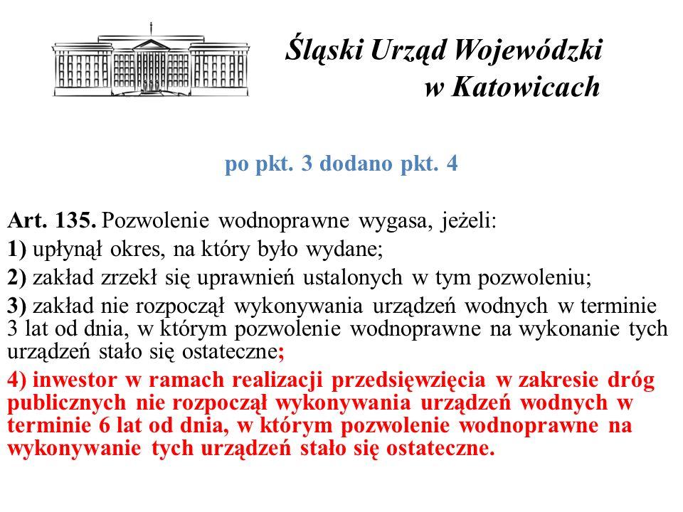 po pkt.3 dodano pkt. 4 Art. 135.