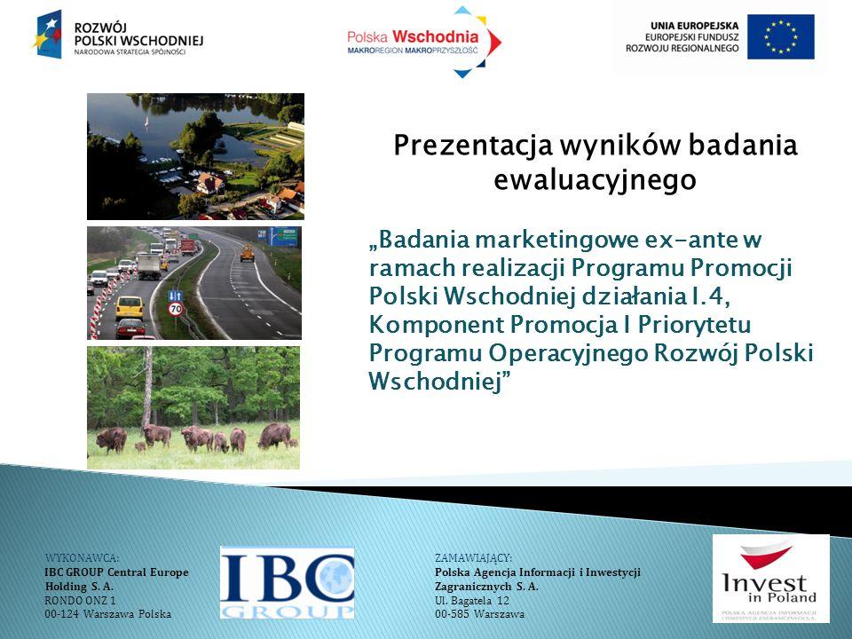 Makroregion Polska Wschodnia – analiza ramowa I  ujawnia się zróżnicowanie województw pod wieloma względami, jak np.