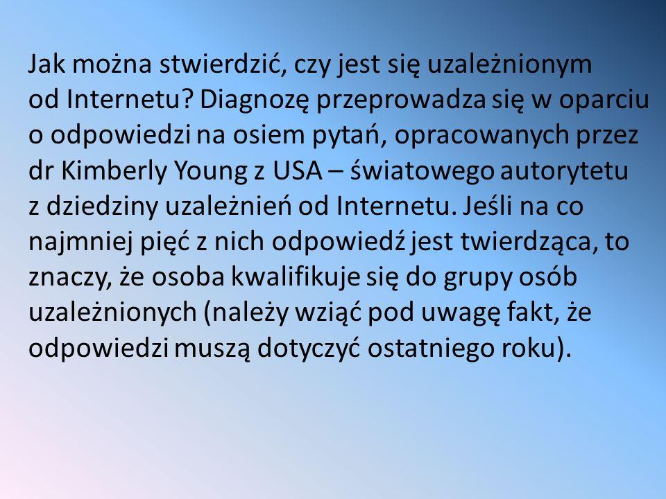 Ź ród ł a : * http://fakty.interia.pl * http://www.rpg.sztab.com * http://www.cscenter.pl * http://szokblog.pl * http://www.edukacja.edux.pl * http://www.pinger.pl