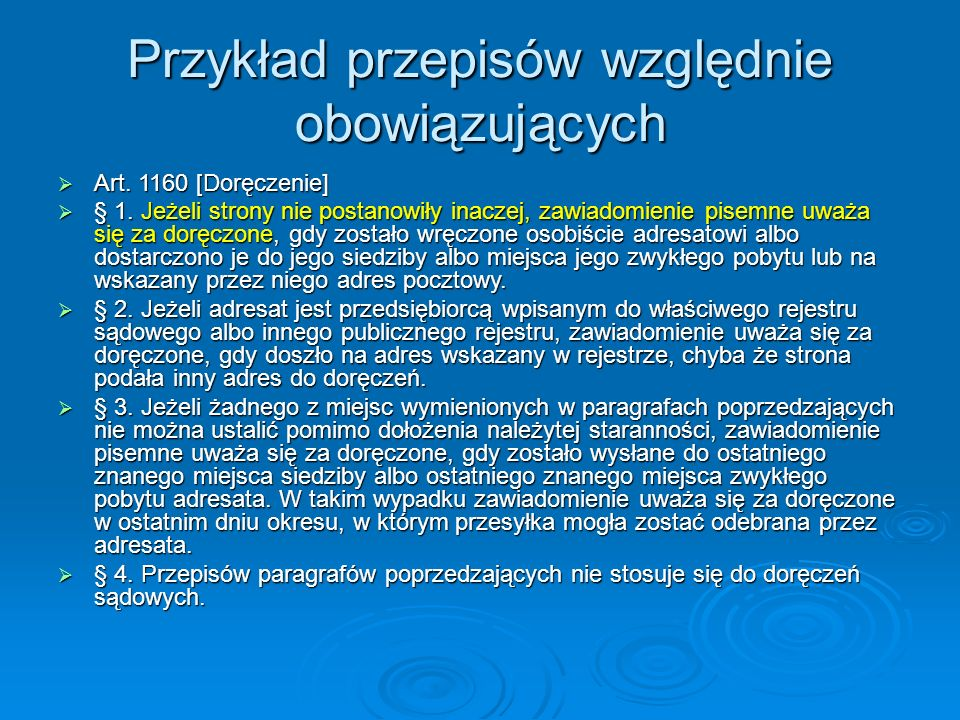 Źródła prawa procesowego cywilnego  Kodeks postępowania cywilnego z 1964 r.