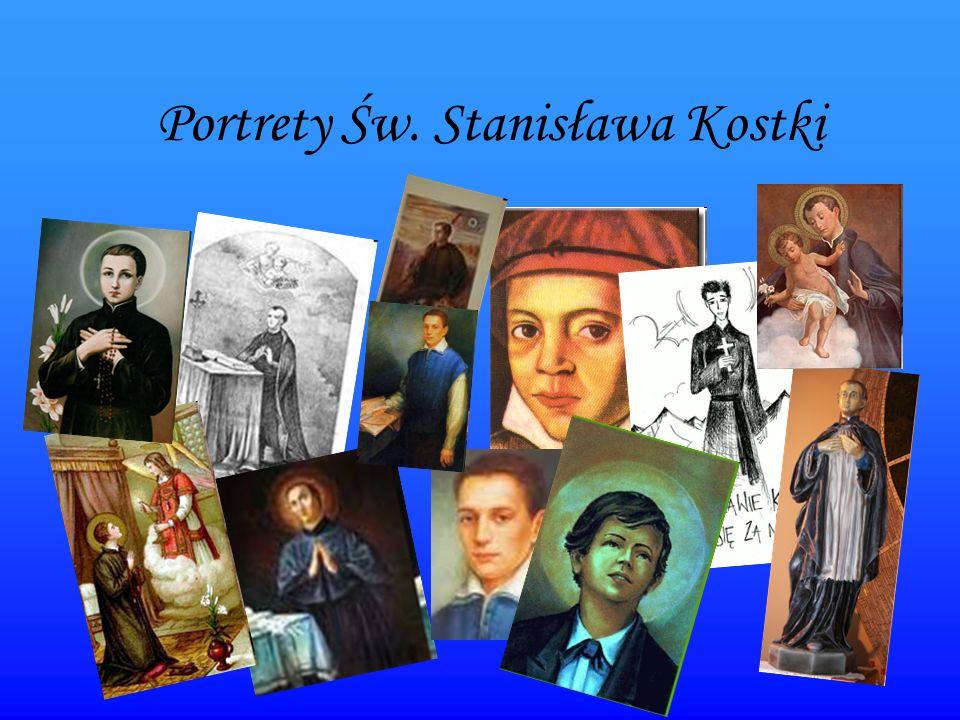 Ciekawostka Miejsce urodzenia Św.Stanisława Kostki Rostków k.