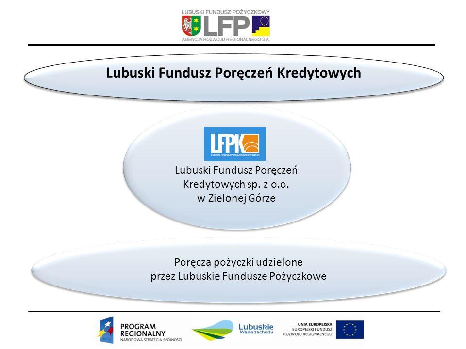 Lubuski Fundusz Poręczeń Kredytowych sp. z o.o.