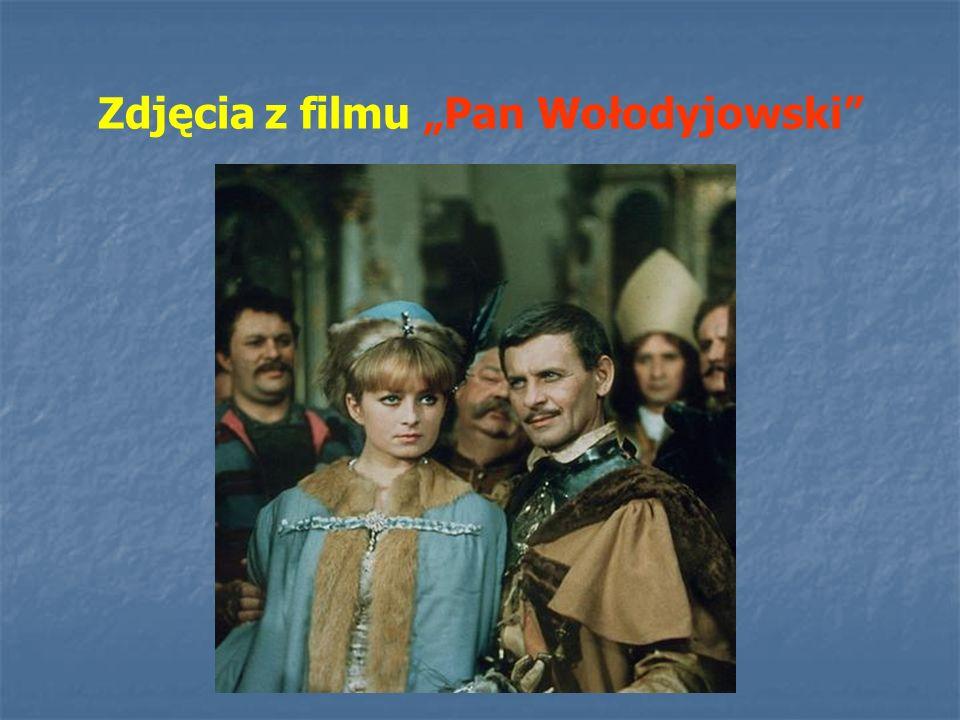 """Zdjęcia z filmu """"Pan Wołodyjowski"""""""