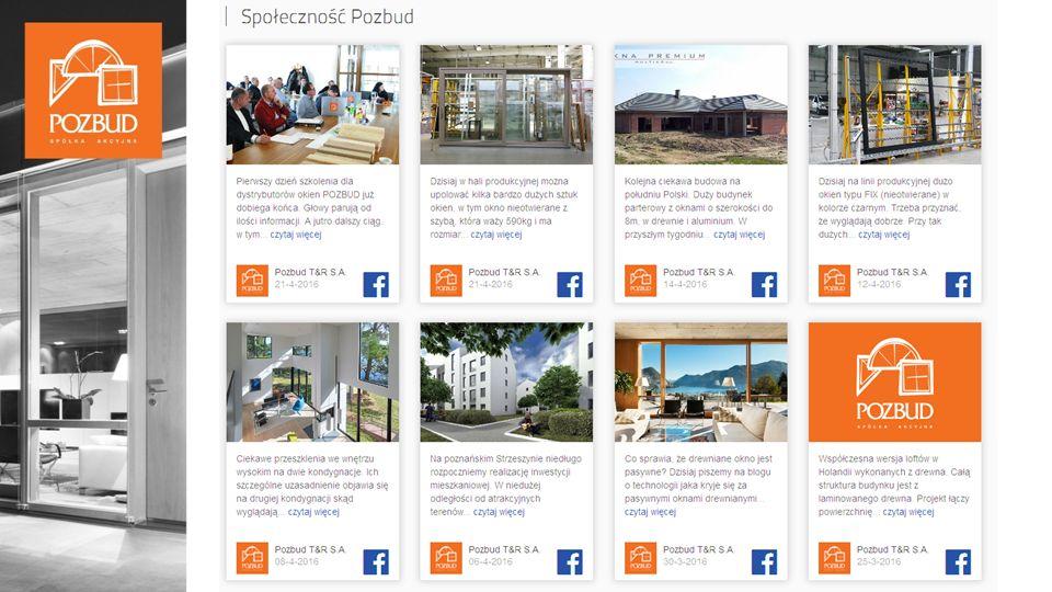 Duża grupa klientów korzysta z serwisów tematycznych i portali, ale w większości trafiają tam z wyszukiwarki Google.