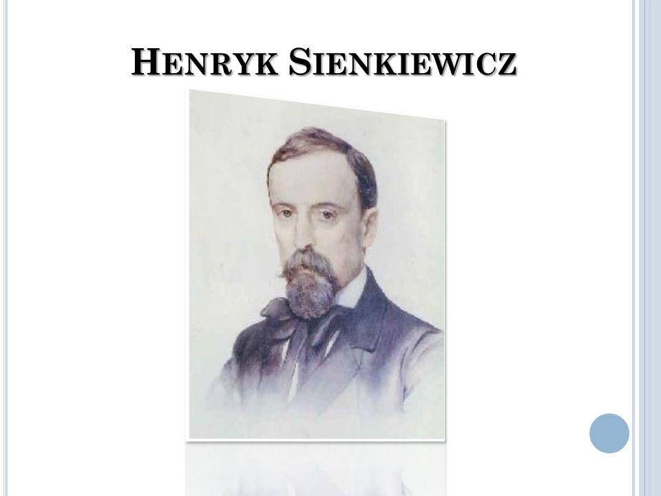 H ENRYK S IENKIEWICZ