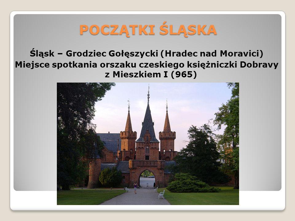 ŚLĄSK POD RZĄDAMI PIASTÓW ŚLĄSKICH (1138 – 1335) Rządy Henryków śląskich (1201 – 1241) Początek zjednoczenia ziem polskich Henryk I Brodaty (senior) opanowuje Małopolskę, ks.