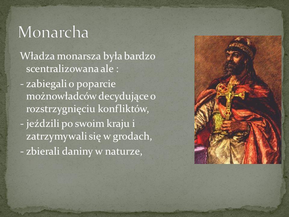 Stanowili podstawę armii Piastów, Piastowie dysponowali wojskami złożonymi z ok.