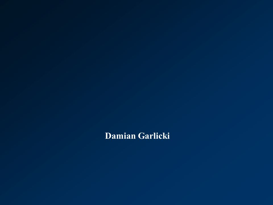 Damian Garlicki