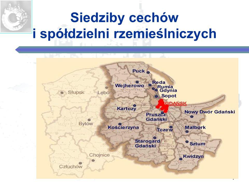 4 Siedziby cechów i spółdzielni rzemieślniczych