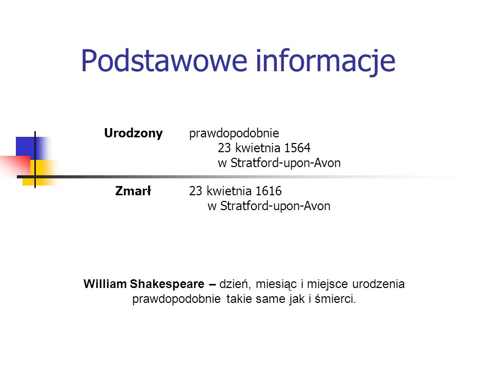 Dzieła Shakespeare'a  Kroniki Król Jan (King John; ok.