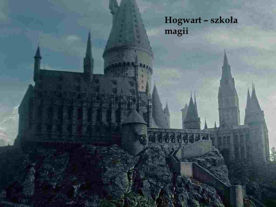 Hogwart – szkoła magii