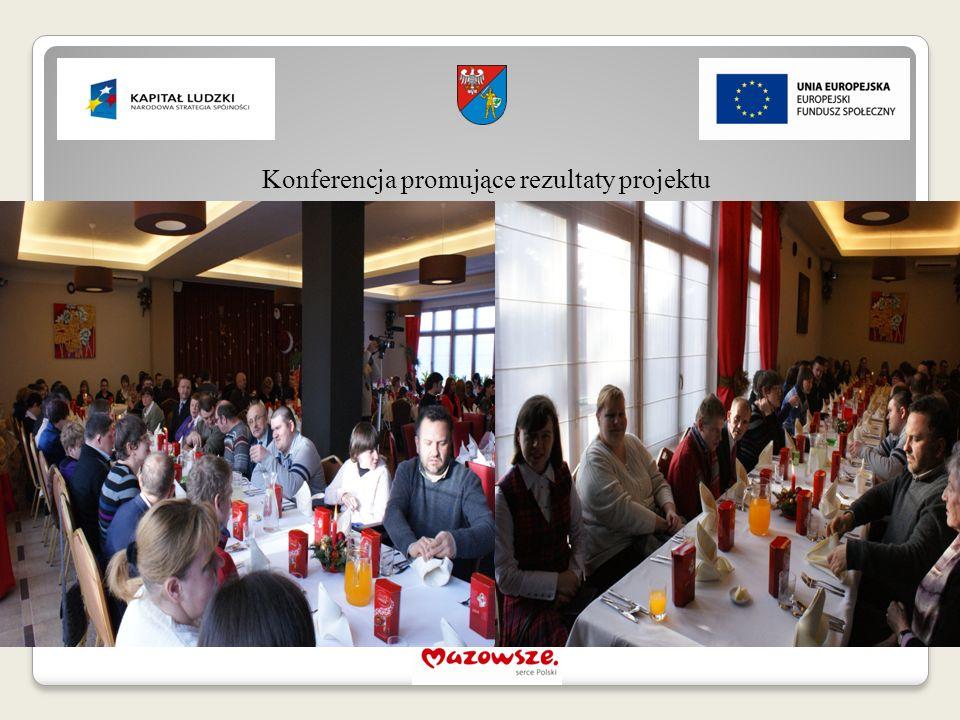 Konferencja promujące rezultaty projektu