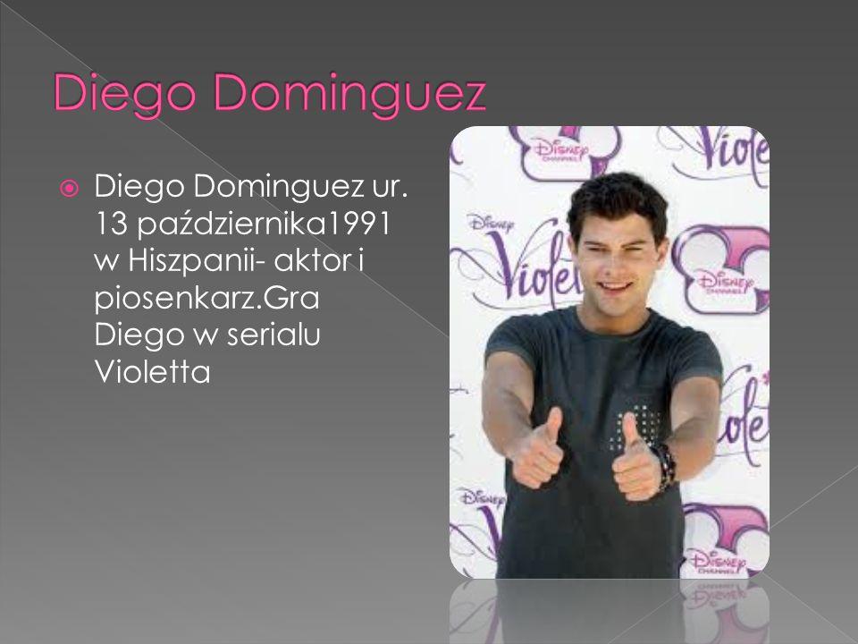  Diego Dominguez ur.