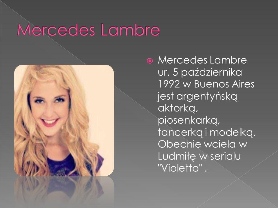  Mercedes Lambre ur.