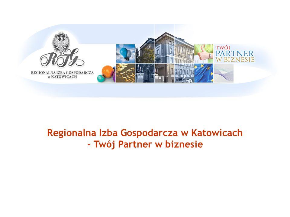 Regionalna Izba Gospodarcza w Katowicach jest niezależną organizacją samorządu gospodarczego zrzeszającą na zasadzie dobrowolności podmioty prowadzące działalność gospodarczą.