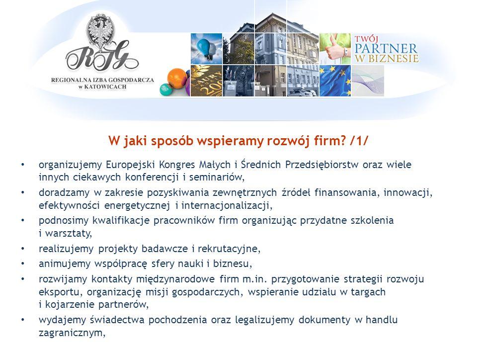 W jaki sposób wspieramy rozwój firm.