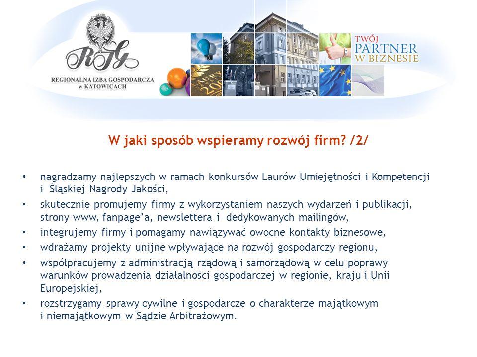 Posiadamy Certyfikat Jakości EN ISO 9001:2008 w zakresie działalności samorządu gospodarczego, usług szkoleniowych, doradczych i informacyjnych oraz współpracy międzynarodowej.