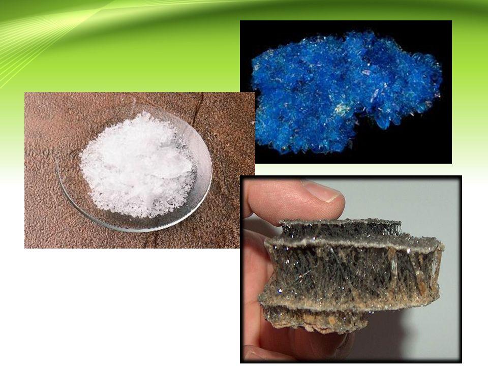 S ystematyka soli