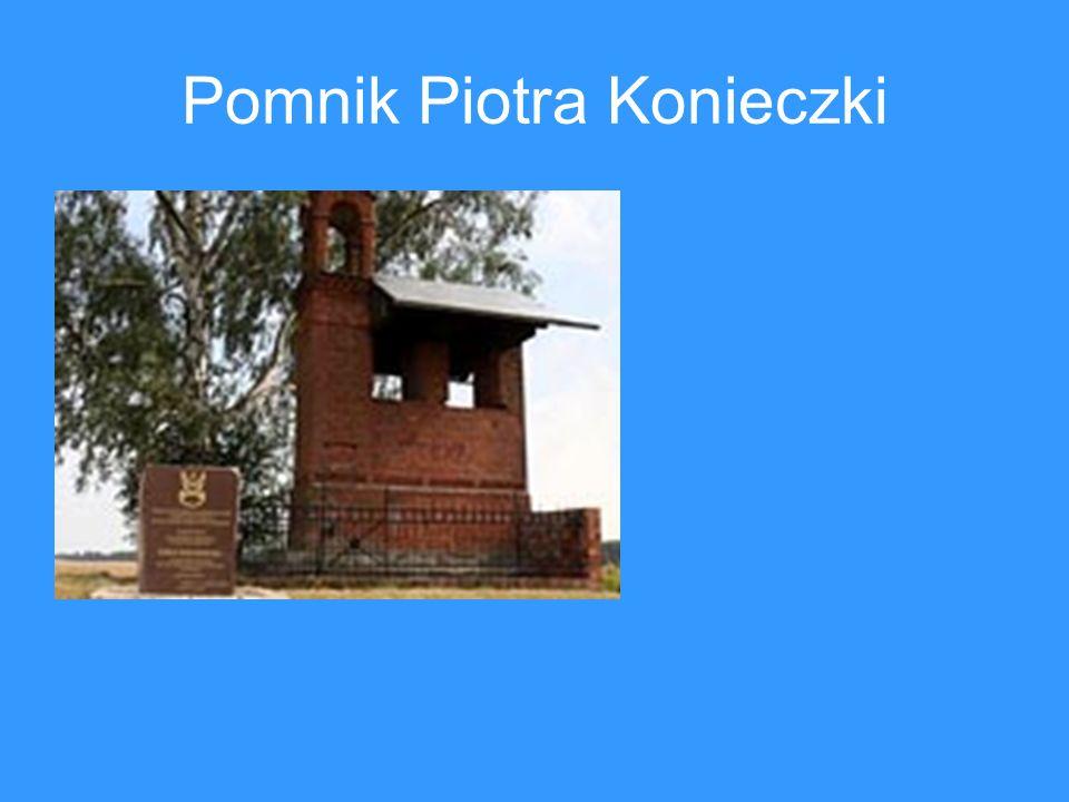 Pomnik Piotra Konieczki