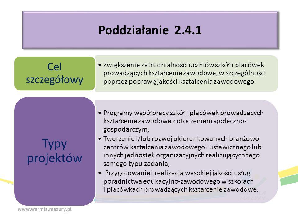 Programy współpracy szkół i placówek kształcenia zaw.