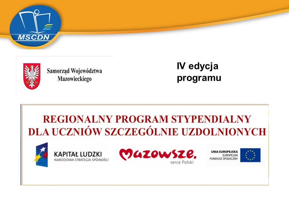 IV edycja programu