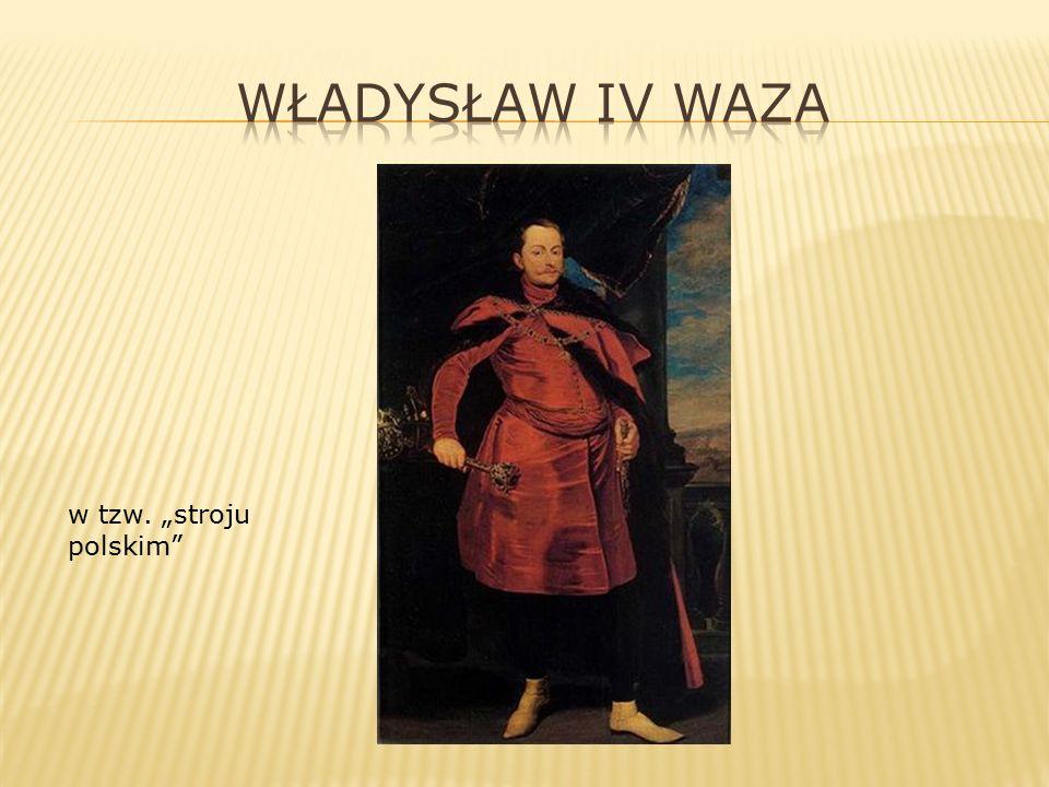 """w tzw. """"stroju polskim"""
