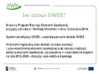 Krajowy Program Rozwoju Ekonomii Społecznej przyjęty uchwałą nr 164 Rady Ministrów w dniu 12 sierpnia 2014r.