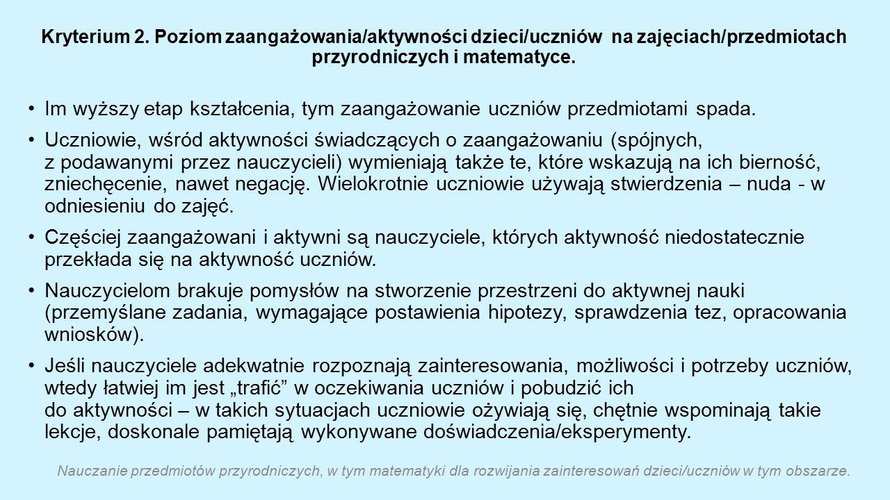Kryterium 2.
