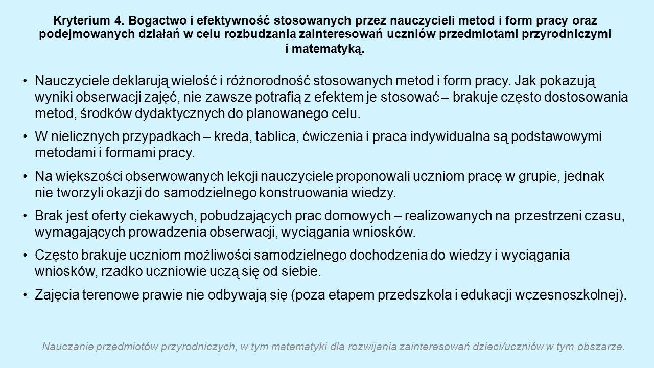 Kryterium 4.