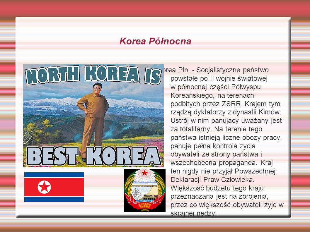 Korea Północna Korea Płn.