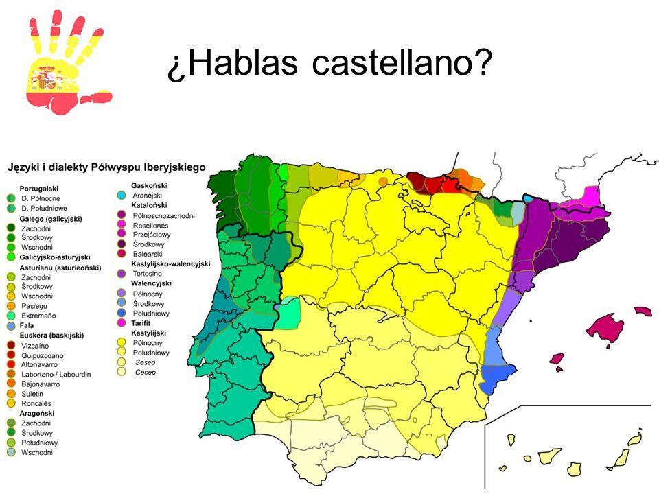 ¿Hablas castellano
