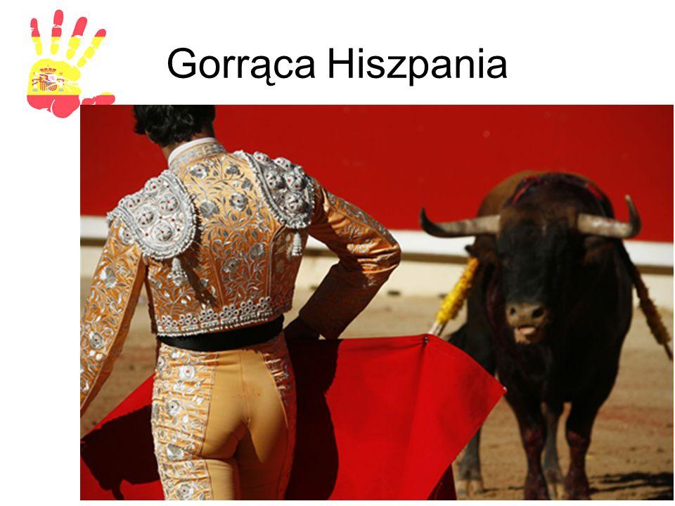 Gorrąca Hiszpania