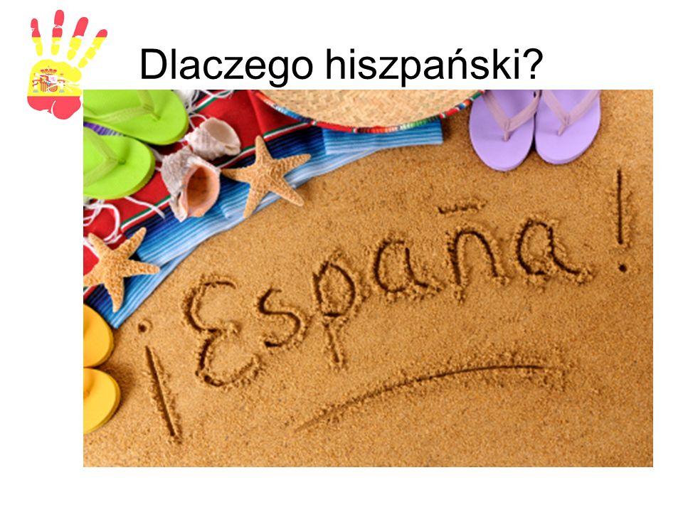 Dlaczego hiszpański