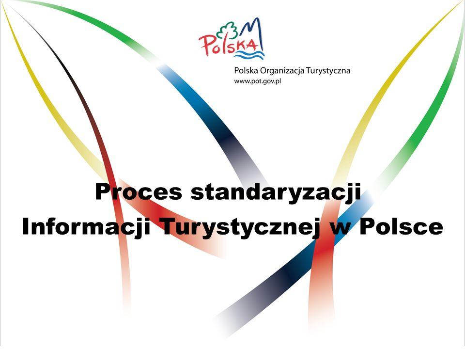 Proces standaryzacji Informacji Turystycznej w Polsce