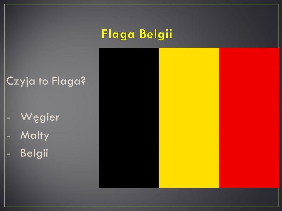 Czyja to Flaga? -Cypru -Danii -Bułgarii