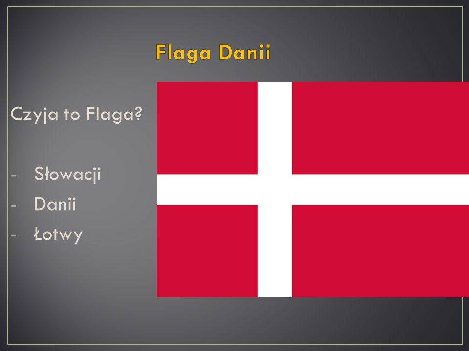 Czyja to Flaga? -Słowacji -Hiszpanii -Malty