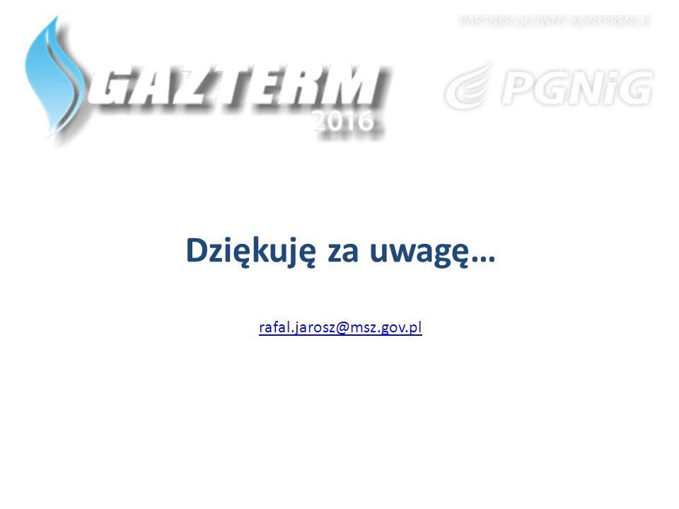 Dziękuję za uwagę… rafal.jarosz@msz.gov.pl rafal.jarosz@msz.gov.pl