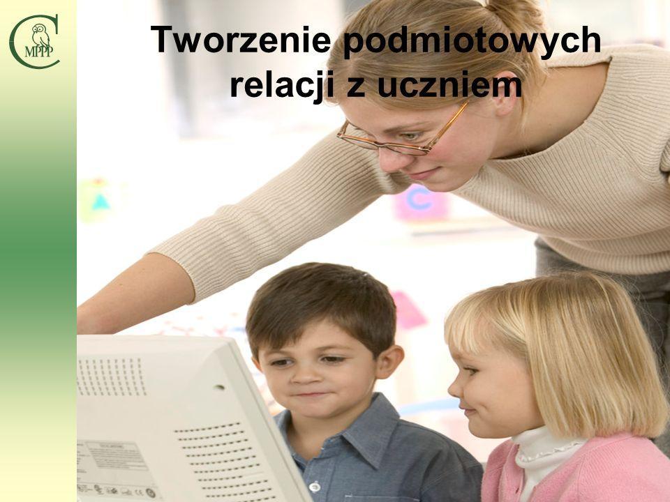 Centrum Metodyczne Pomocy Psychologiczno-Pedagogicznej 29 Co w takiej sytuacji czuje nauczyciel.