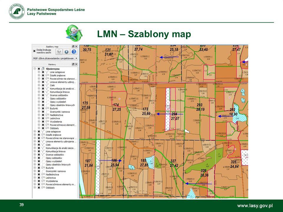 39 LMN – Szablony map