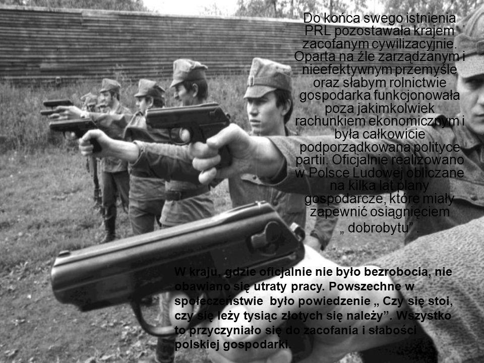 Komunistyczny plakat propagandowy.